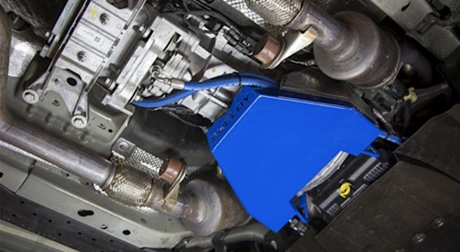 2017 Gt350 Shelby Transmission Cooler Scoop