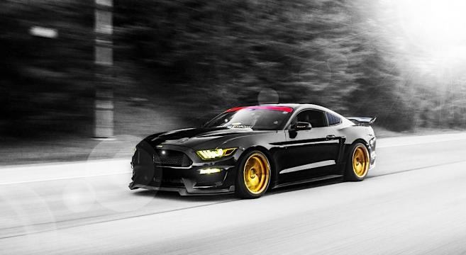 MOTM: Bongsu's 2016 Mustang EcoBoost | 2015+ Mustang Forum ...