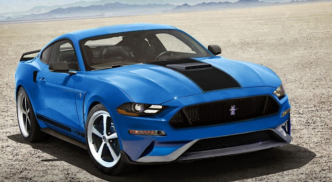 2019 Mustang Mach 1 (Please Build This) | 2015+ Mustang Forum News ...