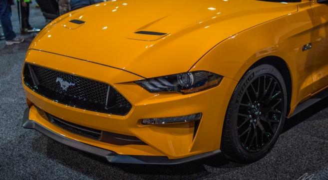 Orange Fury 2018 Mustang GT | 2015+ Mustang Forum News Blog (S550 GT, GT350, GT500, I4, V6 ...