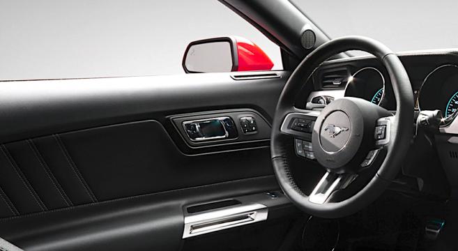 Recall: 2017 Ford Mustang Left Door Handle (Interior) Return ...