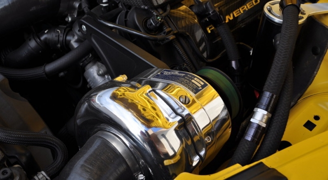 Preview: ProCharger P1X Supercharger | 2015+ Mustang Forum