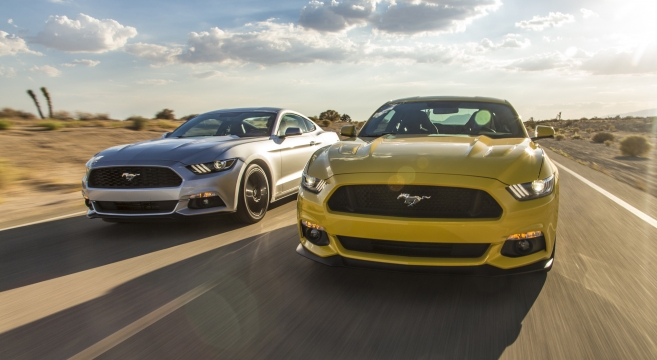 2015 Mustang Production And Take Rate Numbers 2015