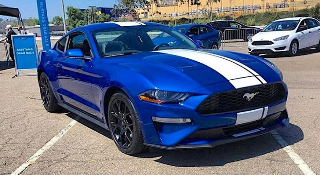 Blue Mustang Www Pixshark Com Images Galleries With A