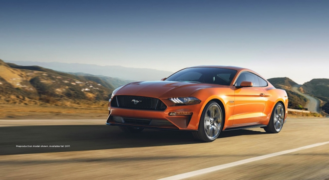 Official 2018 Mustang Build Price Starts July 25 2015 Mustang