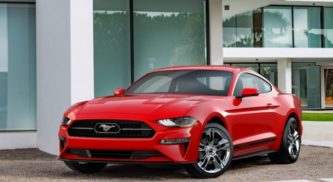 2018 Mustang Ecoboost Pony Package Previewed Available In October 2017 Forum News Blog S550 Gt Gt350 Gt500 I4 V6 Mustang6g The