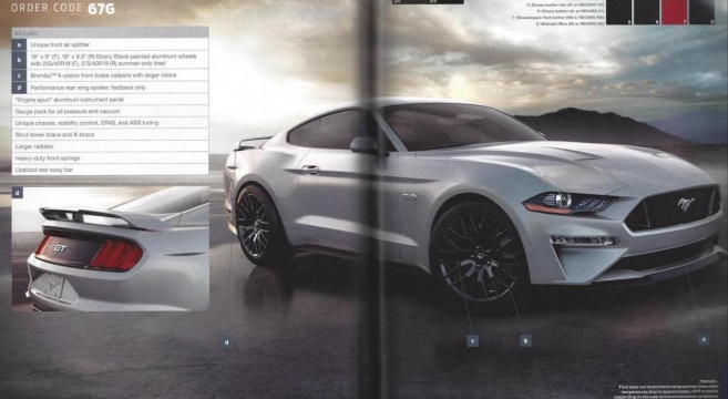 2018 Mustang Order Guide Companion 2015 Mustang Forum