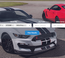 2016 Mustang Shelby Gt350 Configurator Build Price Live 2015