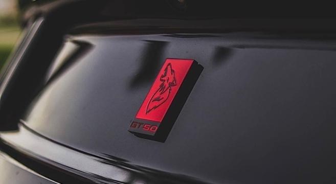 Gt Badge X