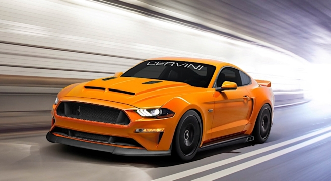 Cervini S 2018 Mustang Preview 2015 Mustang Forum News