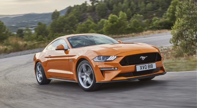 2018 Mustang Pricing Gt Ecoboost Options For The Uk