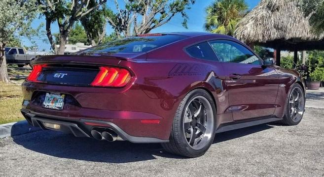 MAK Performance 2018 Mustang GT | 2015+ Mustang Forum News Blog (S550 GT, GT350, GT500, I4, V6 ...