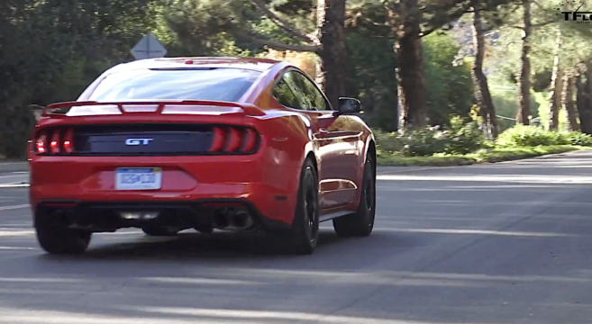 2018 mustang gt media first drive review | 2015+ mustang forum