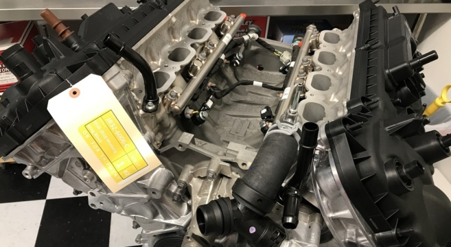 2018 Mustang Gt U2019s Upgraded 5 0l Direct Injection Engine