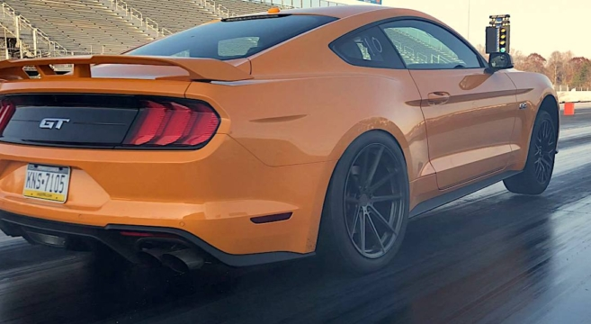 Quickest Fastest Na 2018 Mustang Gt So Far 2015 Mustang Forum