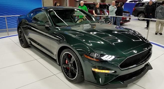 Bullitt Mustang At Portland Auto Show Mustang Forum News - Portland car show 2018