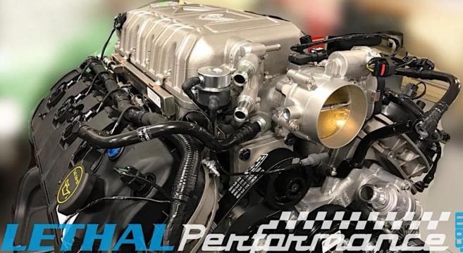 Here S The 2019 Gt500 S 5 2l Predator Engine 2015