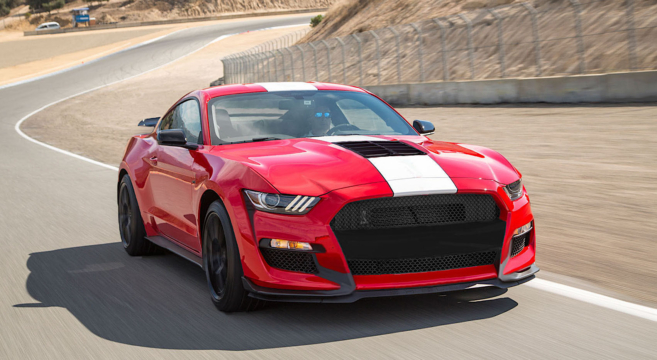 Rendering the 2019 Shelby GT500 | 2015+ Mustang Forum News Blog ...