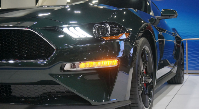 Bullitt Mustang At Cincinnati Auto Show Mustang Forum - Cincinnati car show 2018