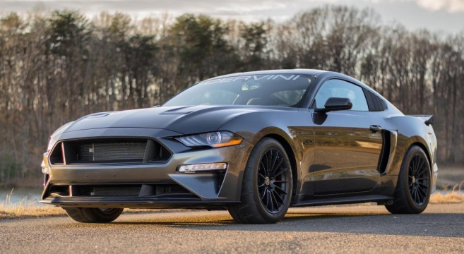 2018 Cervini S Mustang Upper And Lower Grille Kit 2015 Mustang