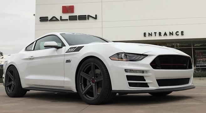 2018 Saleen Mustang First Look   2015+ Mustang Forum News Blog (S550 ...