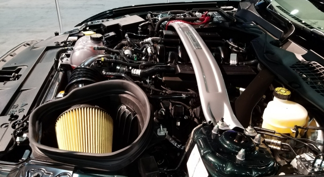 First Look At The 2019 Bullitt Mustang Engine 2015