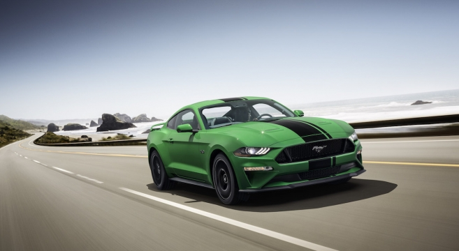 Need For Green 2019 Mustang 2015 Mustang Forum News
