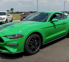 Spinel Green 2019 Mustang Rendered | 2015+ Mustang Forum News Blog (S550 GT, GT350, GT500, I4 ...
