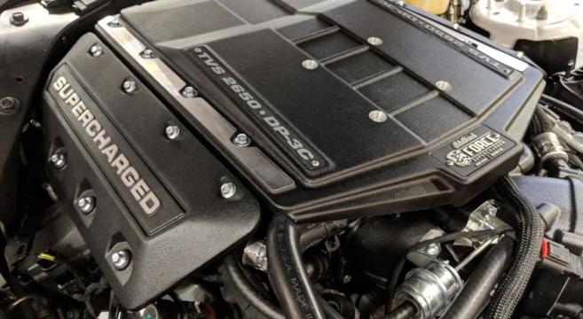 Edelbrock All-New Modular Inlet 2650 TVS Supercharger for