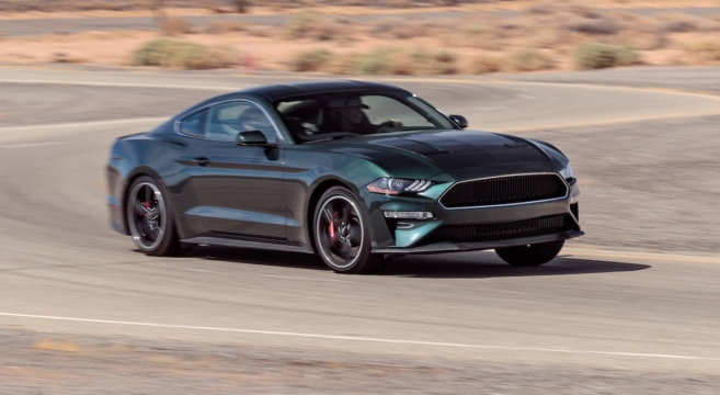 Mustang Nominated As 2019 Motor Trend Car Of The Year Contender