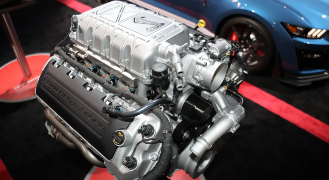 The Mustang GT350 Will Live Past 2019 and Receive GT500 Engine Block! | 2015+ Mustang Forum News ...