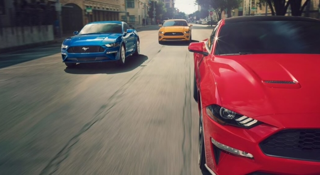 2 3 L Mustang >> Report 2020 Mustang Will Have 3 Engine Choices Including More