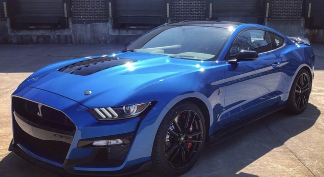 2020 Gt500 In Velocity Blue 2015 Mustang Forum News
