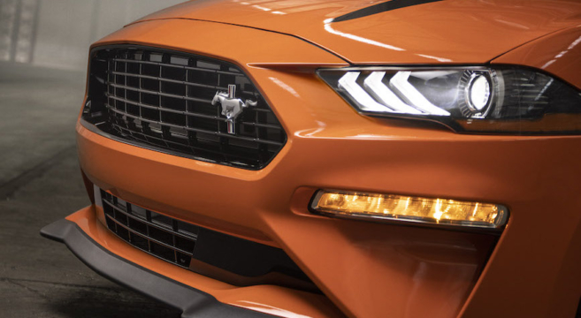 Updated With Video Ford Announces 2020 Mustang Ecoboost High