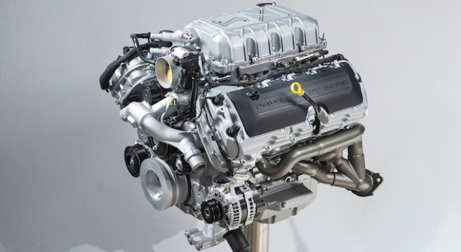 ford powertrain manager dishes  predator  engine   gt  mustang forum news